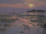 Sunset Margate, Wendy Mills