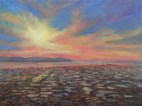 Whitstable Sunset - Wendy Mills