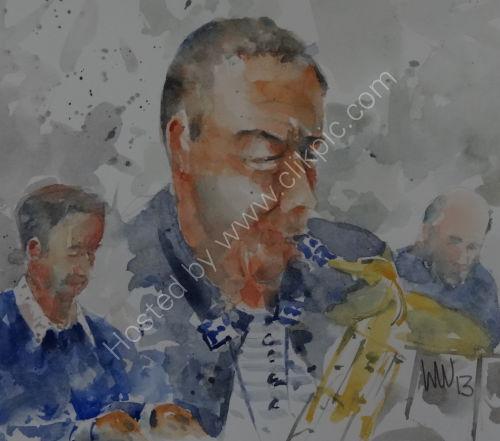John Ellis, Steve Childs & Ted Richards, Burgundy's 28 Feb