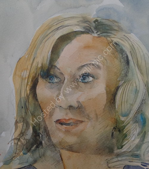 Gwawr Edwards on Dechrau Canu dechrau canmol  8 April 2012