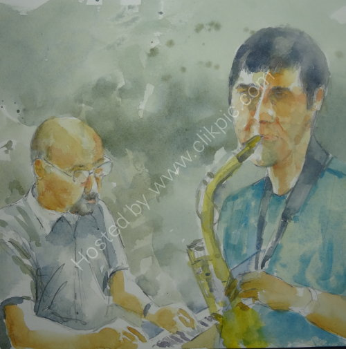 Freddie Garner & Jim Collins, Burgundy's 3 April 2014