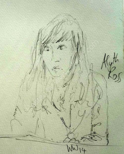 Alyth Ross, 2014 Moniaive Folk Festival