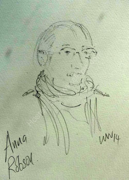 Anna Robson, 2014 Moniaive Folk Festival