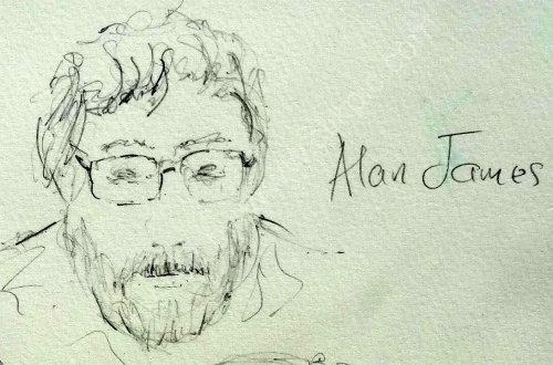 Alan James, 2014 Moniaive Folk Festival