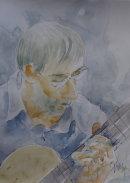 Jon Moore, Burgundy's Kendal, 30 Oct 2014