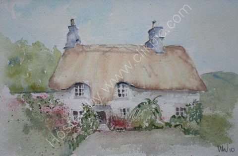 Clanaborough Cottage, Devon