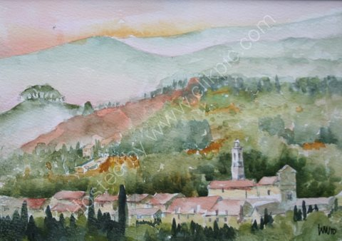 Monastery, near Florence