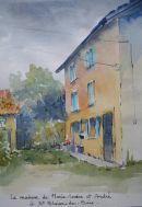 La maison de la Marie-Louise