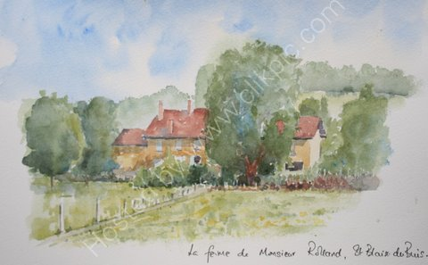 La Ferme de Monsieur Rolland, St Blaise du Buis, 2010
