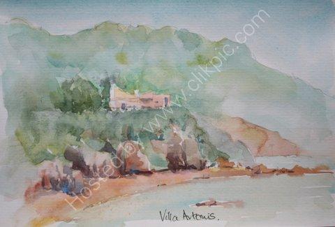Villa, Mochlos, Crete