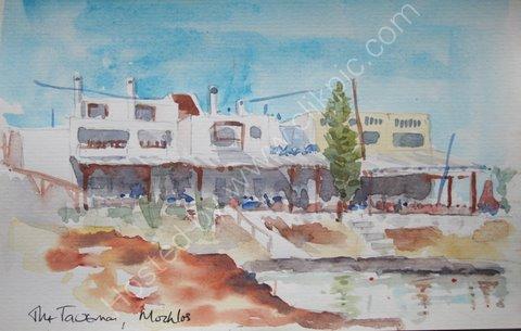 Tavernas, Mochlos, Crete