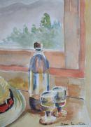 Dans la clede, Ardeche, 2007