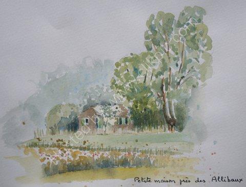 Petite maison pres des Allibaux, 2007