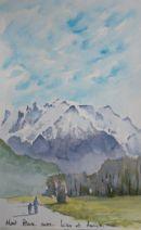 Mont Blanc, 2005