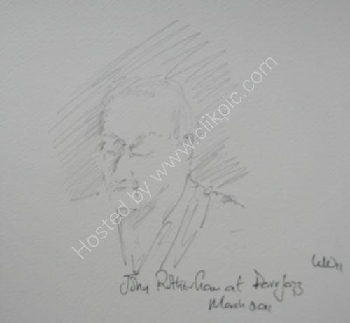 John Rotherham at Parrjazz