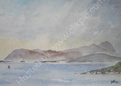 Notyh Uist, Western Isles, Scotland