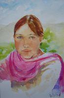 Sonam, Ladakh
