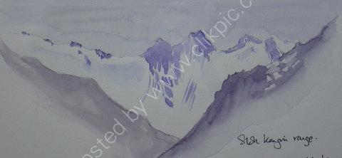 Stok Kangri, Ladakh
