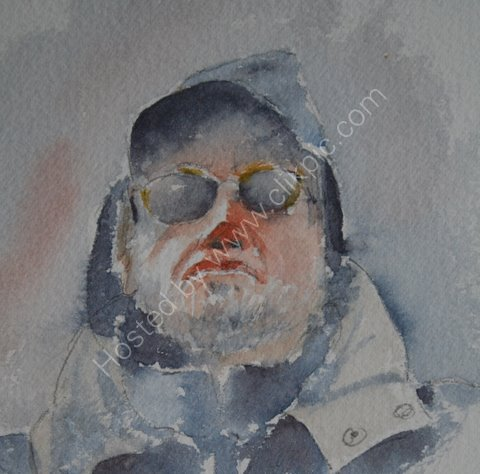 Tony Brown, Svalbard