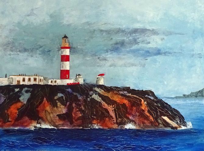 Eilean Glass Lighthouse