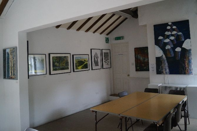 MIXTURE Solo Exhibition South Square Gallery Sept 2015