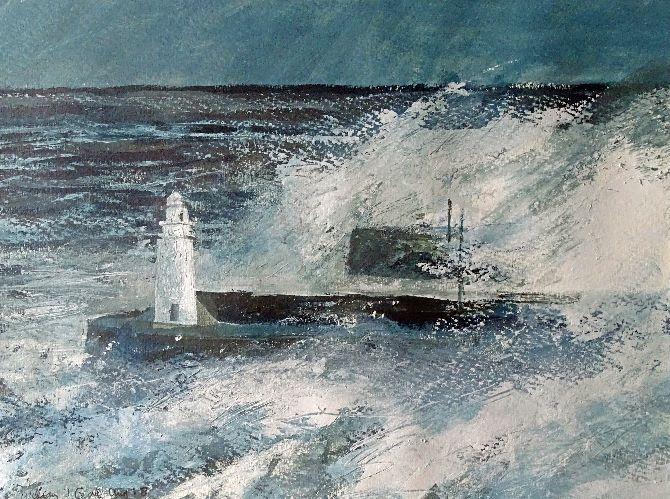 Port Logan Lighthouse