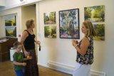 Solo Exhibition Creative Arts Hub 2016 -4