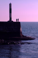 Harbour Wall End