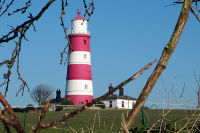 Lighthouse at Happisburgh
