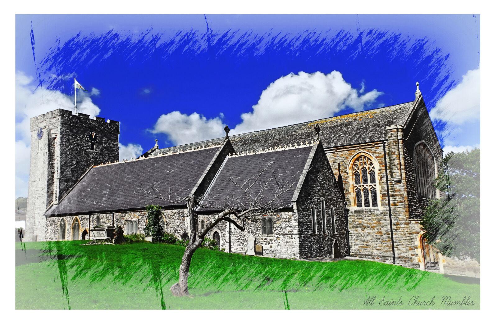 All Saints Church Mumbles
