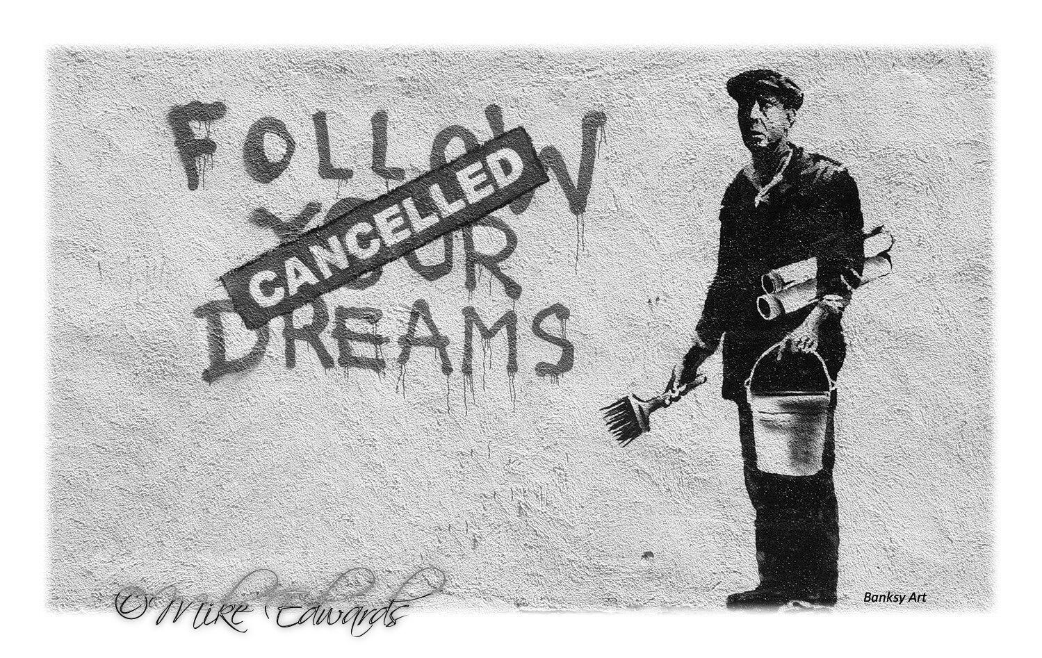 Banksy Art boston USA