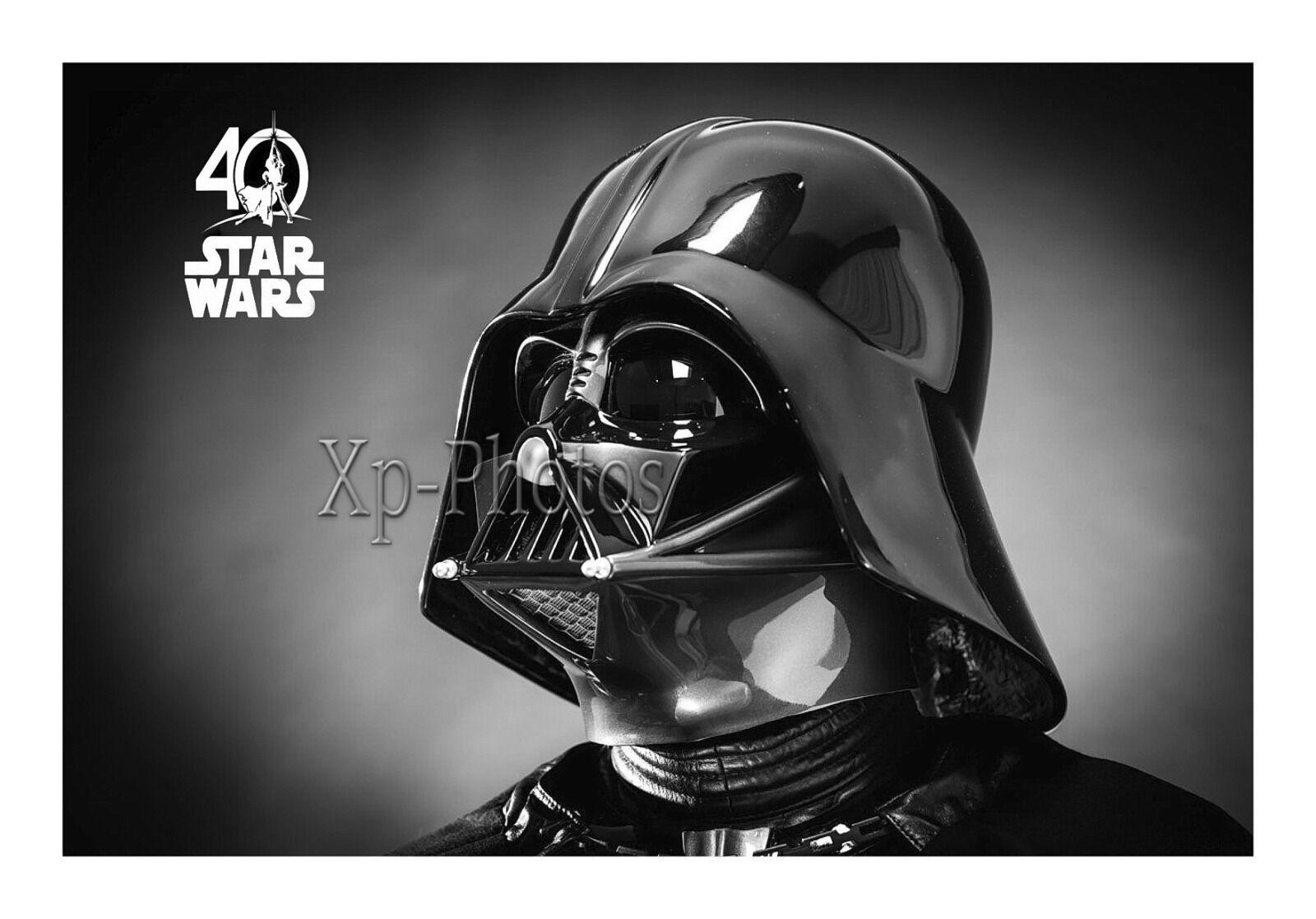 Darth Vader 40 Years