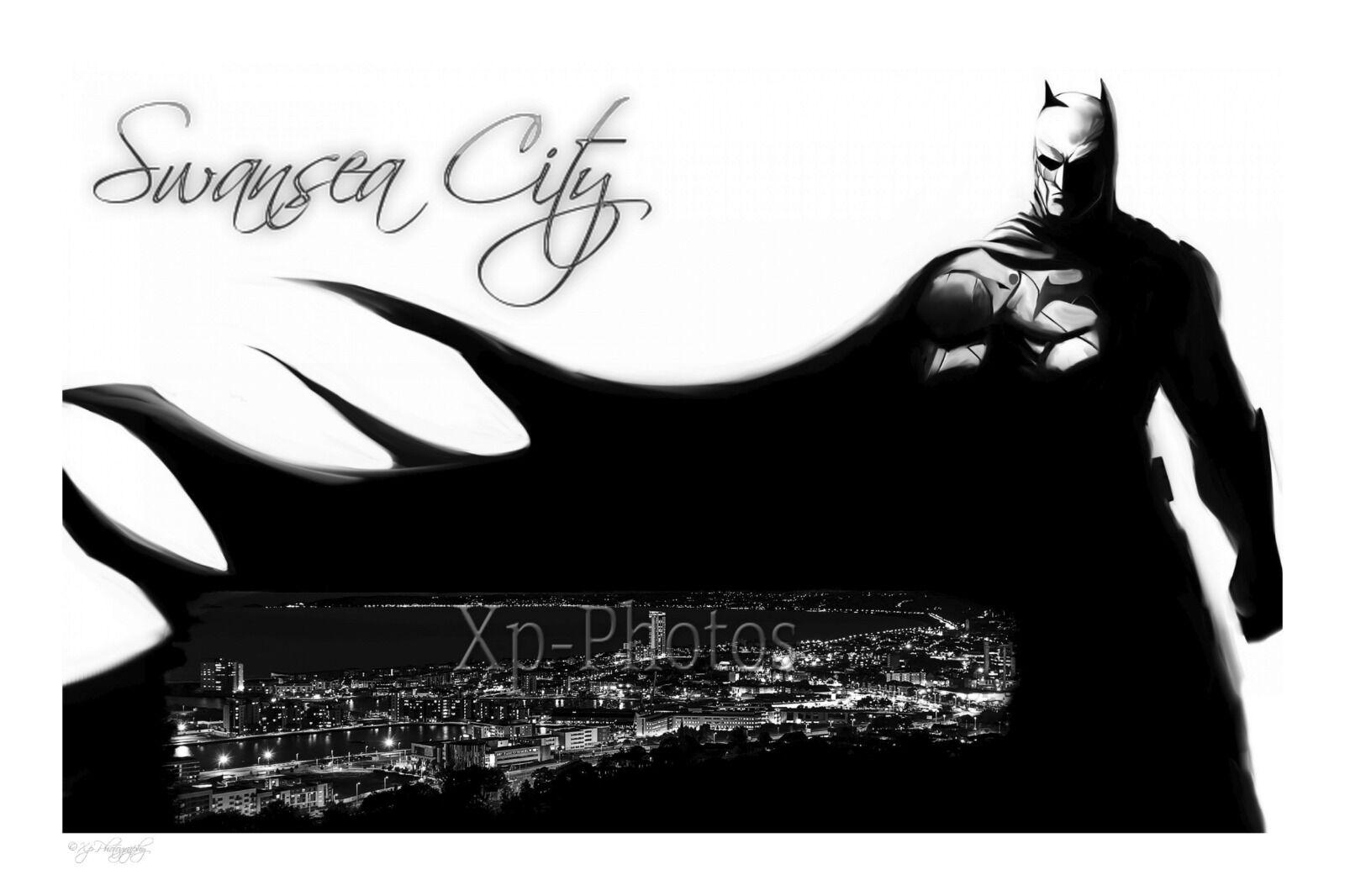 Batman Swansea City