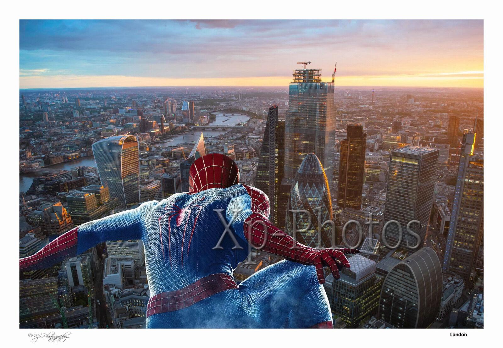 Spiderman @ London