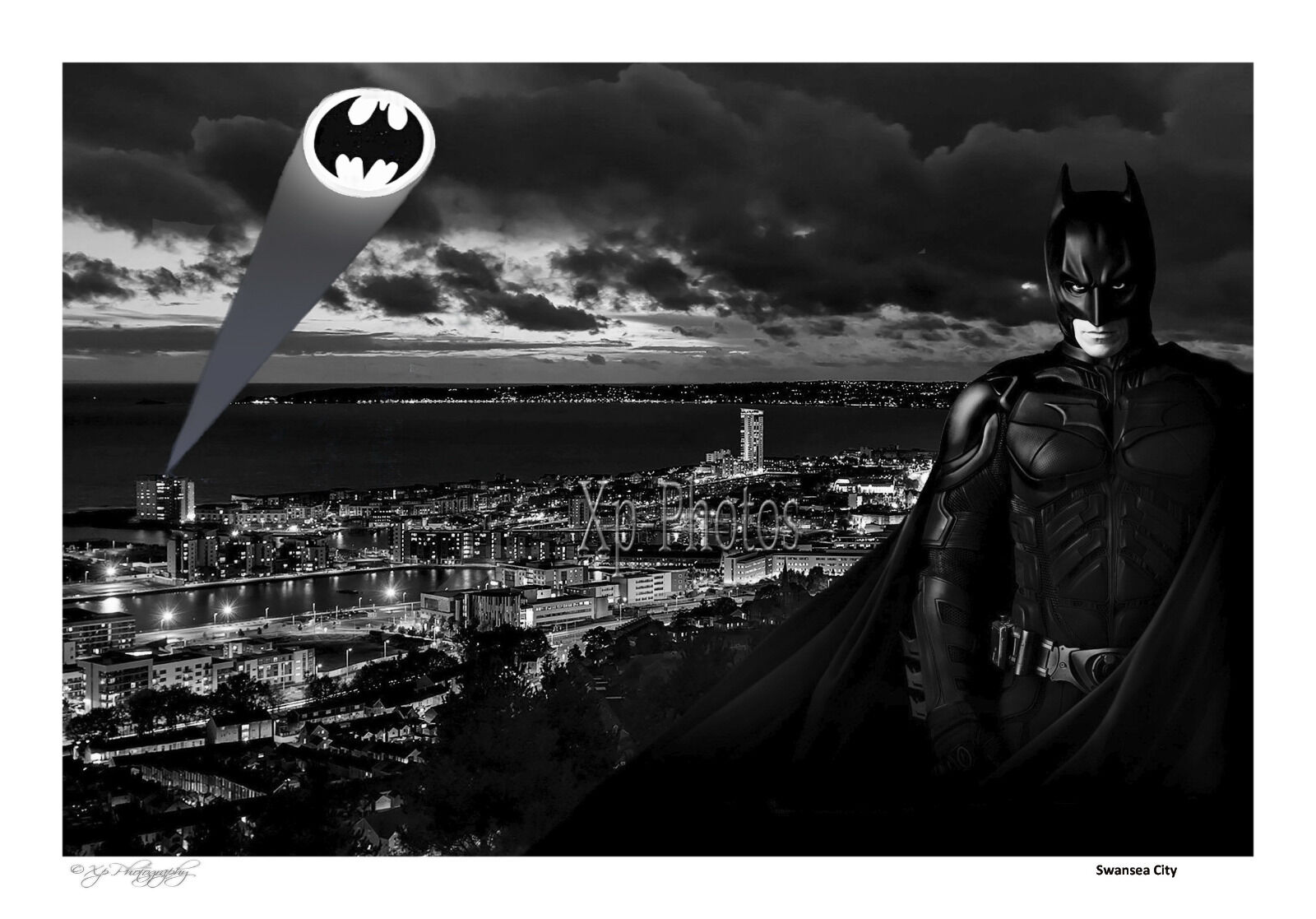 Batman Swansea
