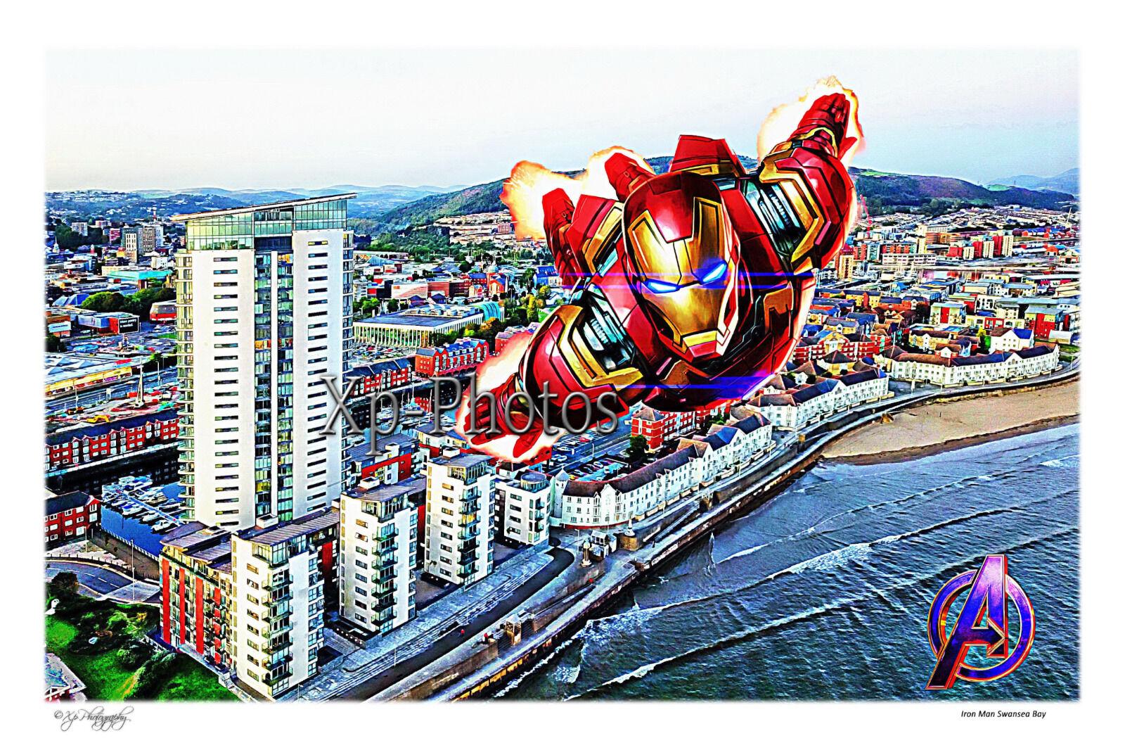 Iron Man Swansea Bay
