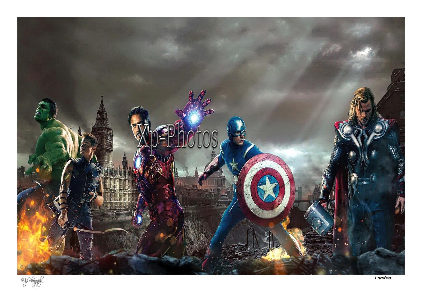 Avengers @ London