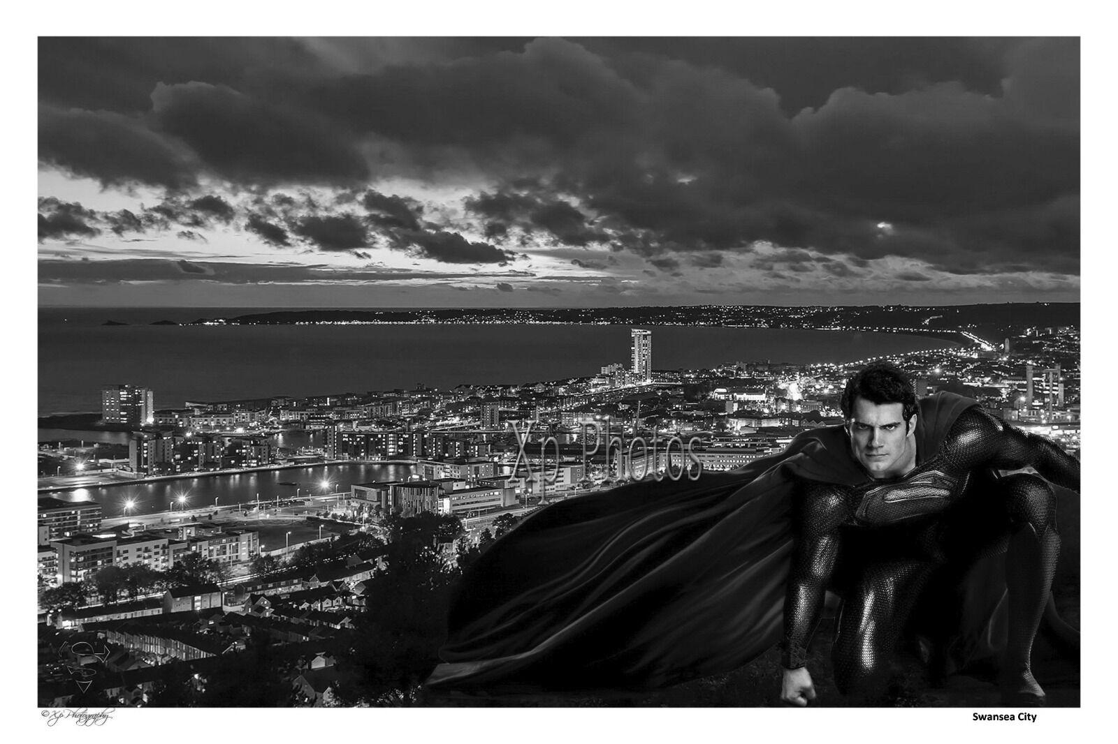 Superman @ Swansea