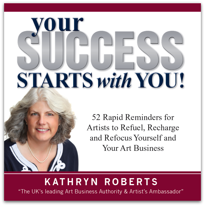 Your Success Starts with You by Kathryn Roberts