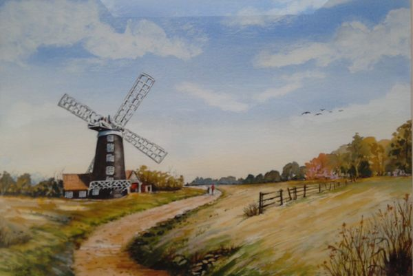 Denis Watkins. The Mill