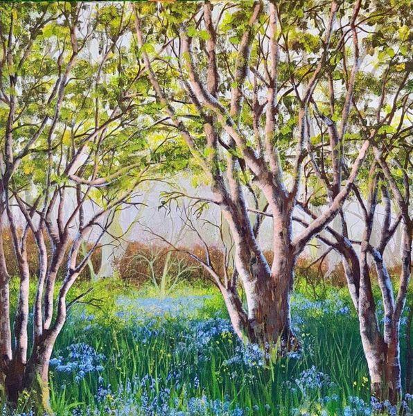 Dianne Cousins. Trees