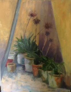 Frances Green - A Winter Corner.
