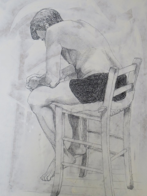 Judy Bibby - Life Drawing V