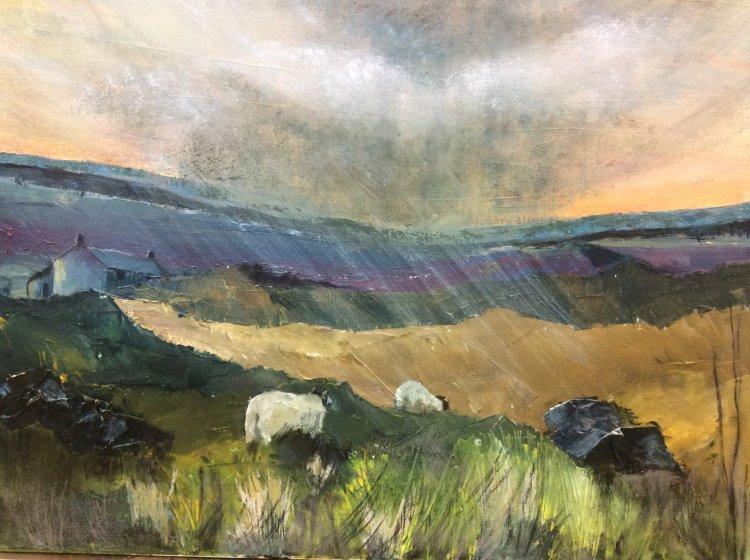 'Near Keld, North Yorkshire' Jeanne Mundy