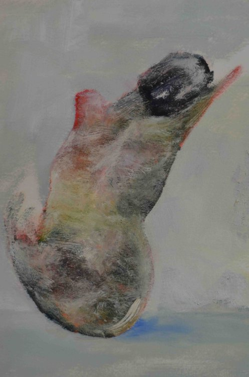 Figure Painting- Peter Whitehouse