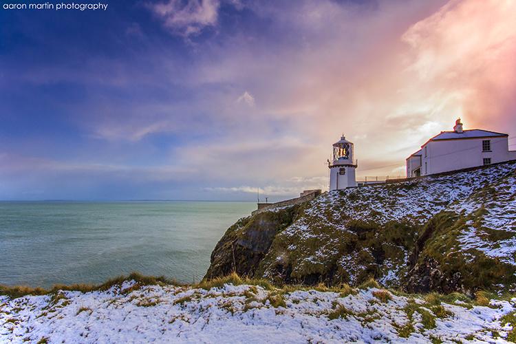Blackhead Lighthouse County Anrtim