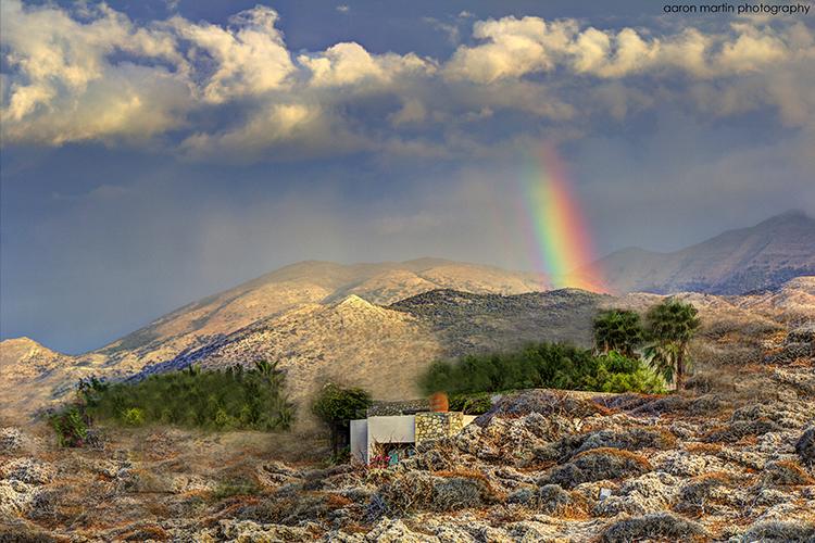 Mount Serena, Crete, Greece