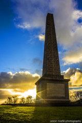 Knockagh Monument