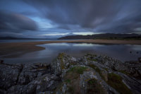 Portsalon Beach, Fanad Peninsula, County Donegal.