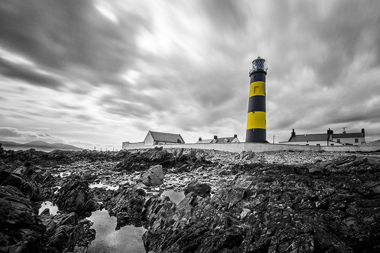 St. John's Point Lighthouse, County Down